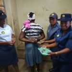 PHOTOS: Mother busted selling drugs to primary school pupils