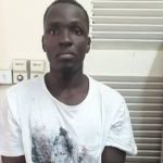 Gunman arested at East Legon