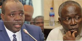 Isaac Asiamah mulls over GHC51m heavily indebted Sports Ministry