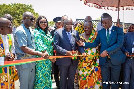 Gov't determined to continue NDC projects — Bawumia