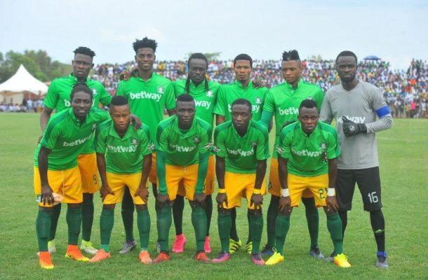 Sassraku, Elvis Opoku named in Aduana squad for ES Setif trip despite training ground row