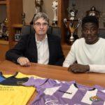 Ghanaian youngster Karim Salisu joins Real Valladolid