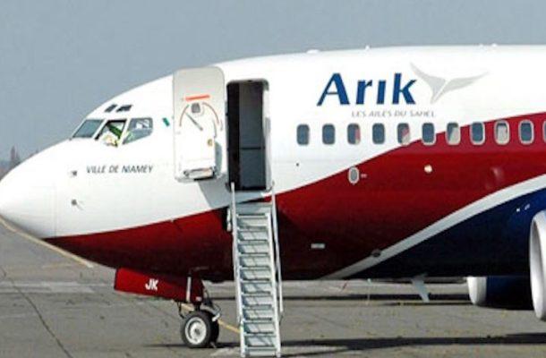 Smoke in Nigeria plane forces pilot to makes emergency landing in Ghana