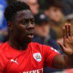 Leeds United target Andy Yiadom focused on Barnsley relegation battle