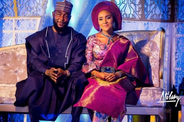 PHOTOS: All the details of the Grand 8-days wedding celebration of Dangote's daughter