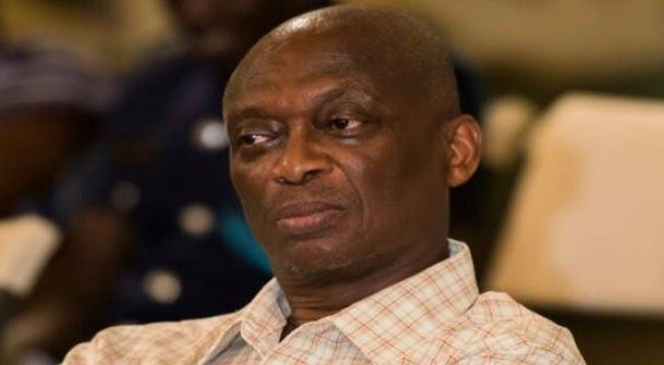 Critics of relocation of traders around Akfo-Addo's house low on intellect - Baako