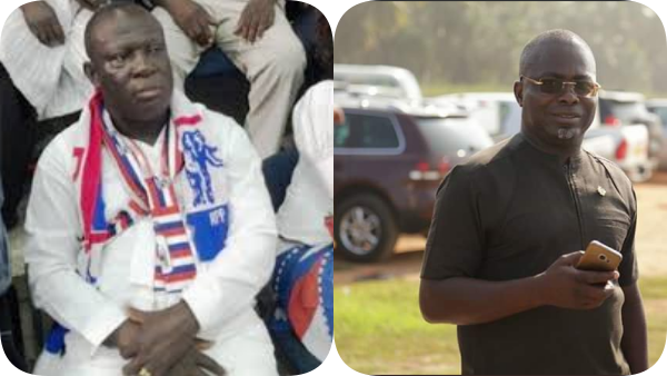 W/R: NPP regional secretary chased for car and office