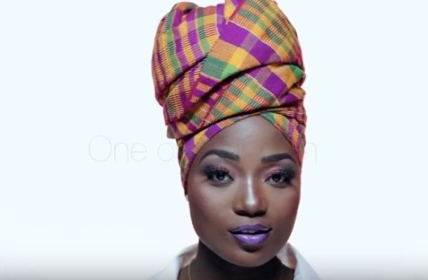 Efya named among 100 most powerful women in Africa