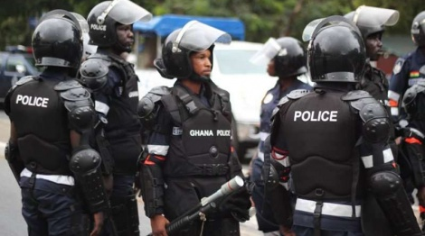 3 suspected robbers arrested in Ashanti Region