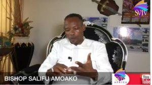 VIDEO: My rings are just fashion, there are no strange powers – Salifu Amoako