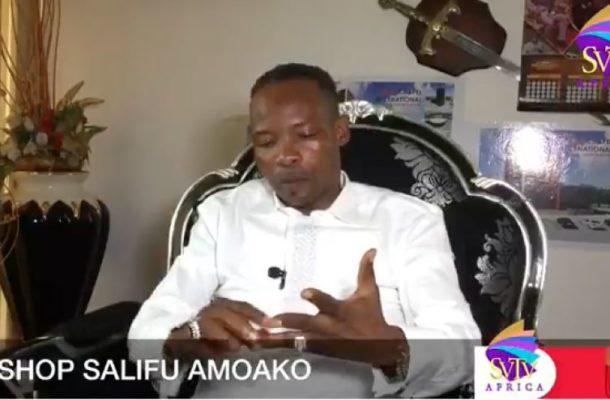 VIDEO: My rings are just fashion, there are no strange powers – Salifu Amoako