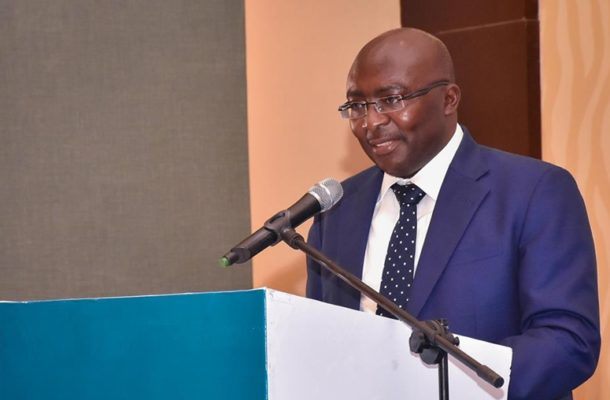 VP Bawumia on two-day official visit to Cuba