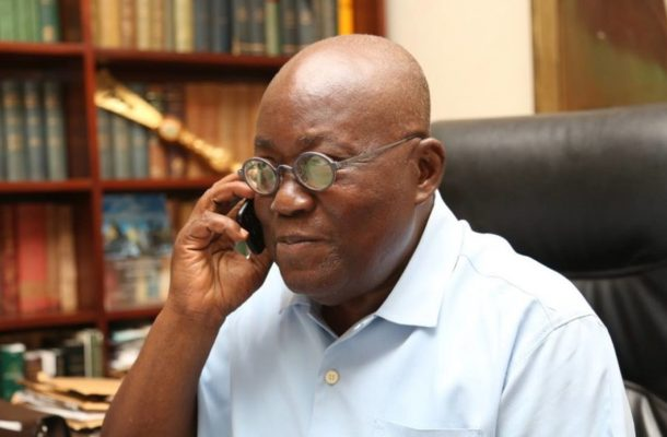 Flagstaff House not safe for Akufo-Addo — Security Analyst