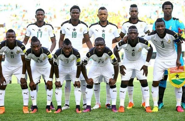 Confirmed: Black Stars play against Iceland on June 7th