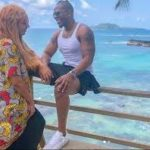 PHOTOS: Juliet Ibrahim and beau vacation in São Tomé island for her birthday