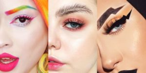 PHOTOS: Unusual eyebrow styles that trended this past year