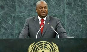 [Full text] John Mahama's speech at he 5th Annual Commonwealth Africa Summit