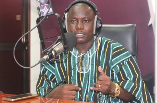 'Bow your heads in shame!' Nitiwul tells NDC 'withdraw army ultimatum'
