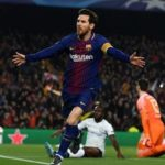 Messi banned from Barcelona training- Report
