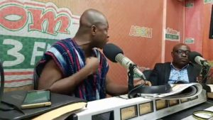 VIDEO: Abronye DC fights Kwaku Boahen over Opuni