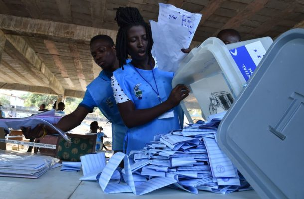 Sierra Leone to hold runoff as opposition wins initial vote