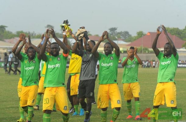 Aduana fly out to Madagascar ahead of return leg against Fosa Juniors
