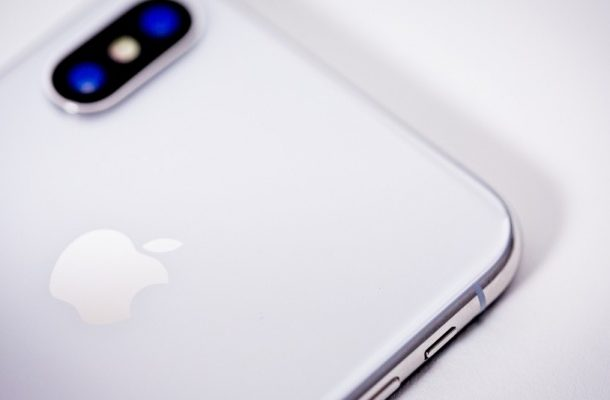 The iPhone X camera might have three lenses in 2019