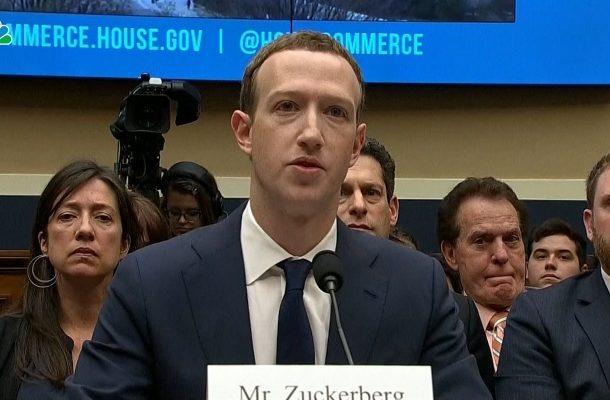 Zuckerberg's Congress grilling earns him $3bn