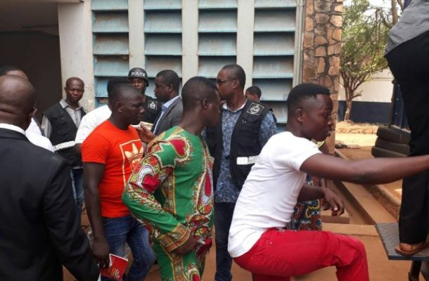 Major Mahama's case scares selected juror