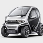 This crowdfunded, low-speed, electric 2-seater is 'the iPad of cars'