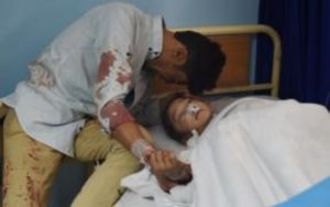 Kabul voter centre suicide attack kills dozens