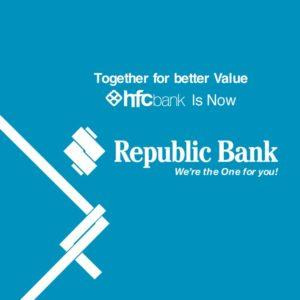 HFC Bank now Republic Bank