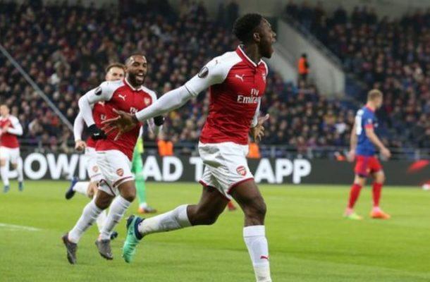 CSKA Moscow 2-2 Arsenal