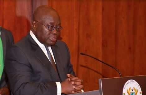 Corruption Fight: Don't play tribal cards - President Akufo-Addo urged