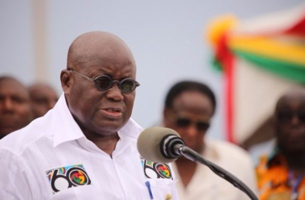 Akuffo-Addo sets up committee to address concerns of indigenous banks