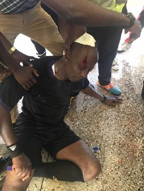 PLB denounce Referee Liman attack