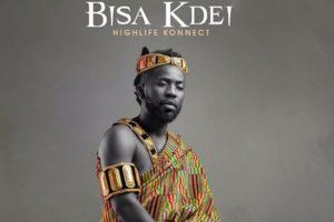 Video/Photos: Bisa Kdei releases third album, 'Highlife Konnect'