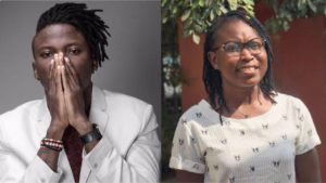 VIDEO: Stonebwoy's younger sister drops remix his song 'Tomorrow' in latest video