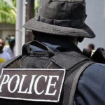Policeman runs away after bullet meant for Okada rider hits innocent man in Accra