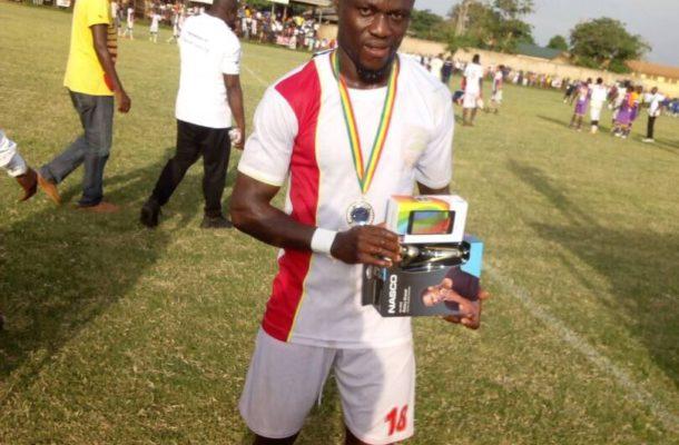 Alex Asamoah fires Eleven Wonders past Medeama SC