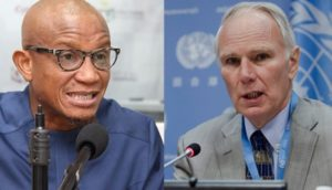 Government crashes remarks by UN Rapporteur