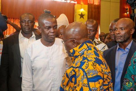 President Akufo-Addo unfair for suspending Dep. Sports Minster - Kwesi Pratt