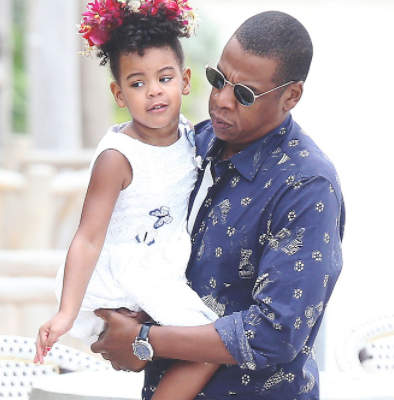 "VIDEO: Jay-Z reveals ""the most beautiful thing"" Blue Ivy ever said to him"