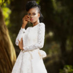 Ghanaian model, Victoria Micheals stuns as she covers Glam Africa Magazine