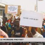 Textile workers beg gov't to seize and burn pirated goods