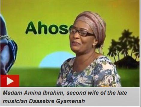 VIDEO: Late Daasebre Gyamena's wife begs for help