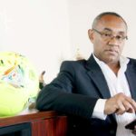 Caf boss Ahmad paid expenses for same days but different countries