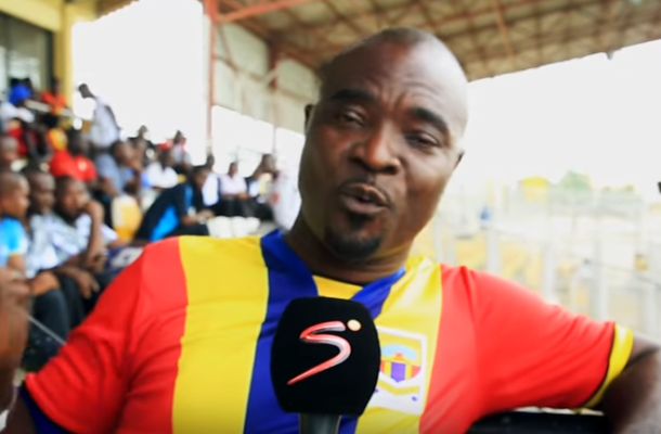 Hearts chief Kofi Sumsum wants coach Henry Wellington sacked