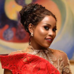 PHOTOS: All the stunning outfits of Berla Addardey as Host of VGMA2018