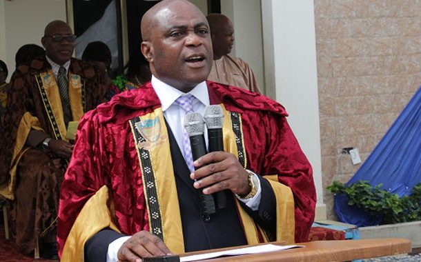 Sacked GIJ rector demands GHC25m for 'unlawful dismissal', hints of court action